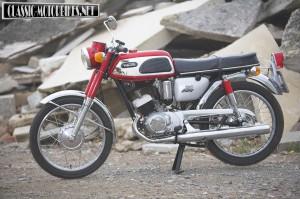 1968 Yamaha YAS1
