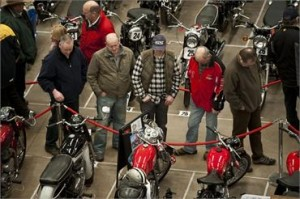 Bristol Classic Motorcycle Show