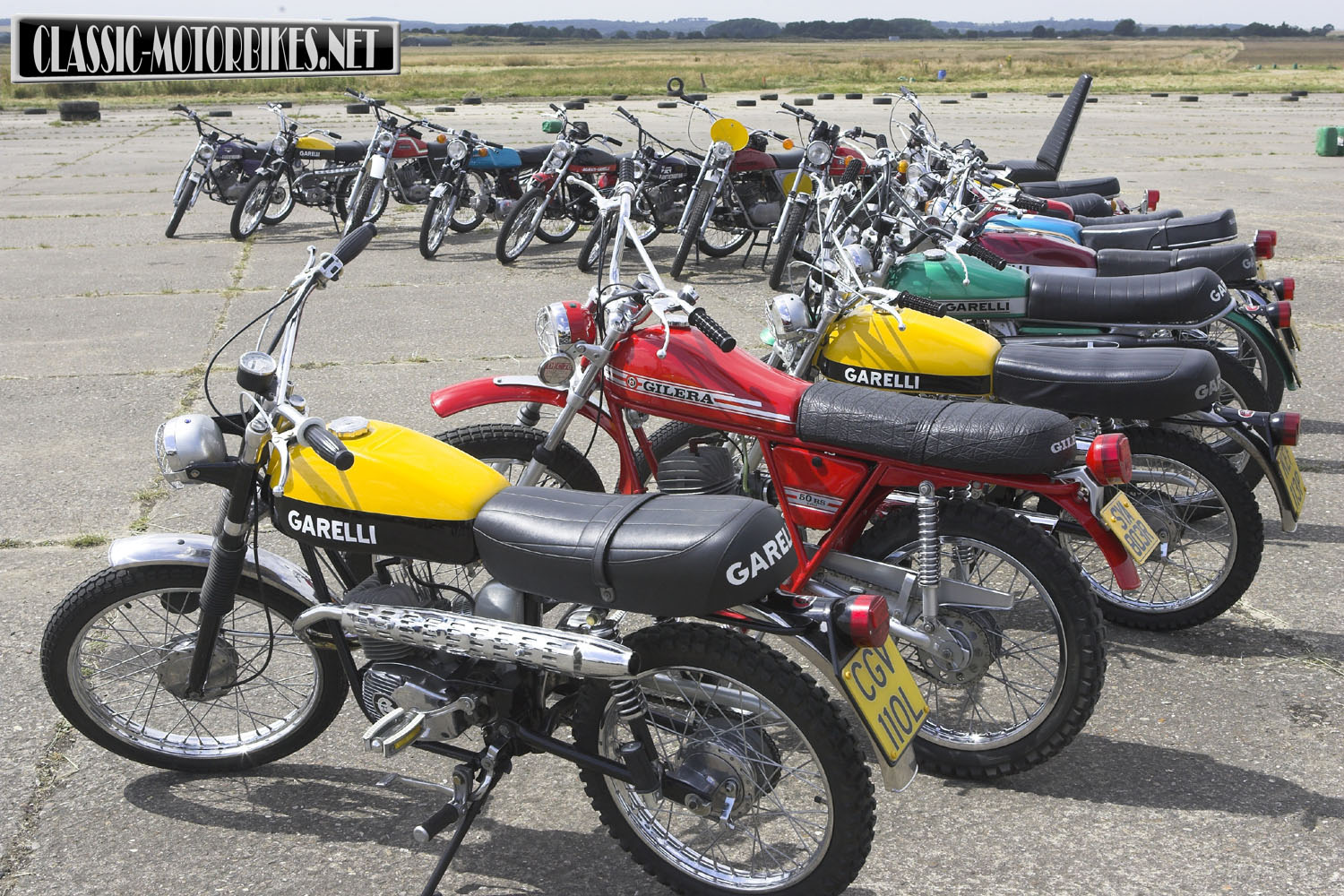 1970s Moped Shootout Classic Motorbikes