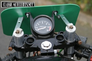 RD250 Race Bike Instruments