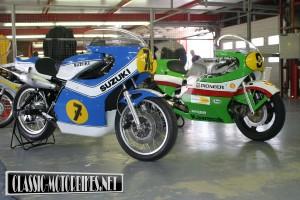 Barry Sheene's Suzuki XR14
