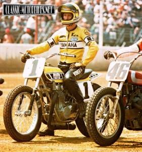 Kenny Roberts Yamaha XS Flat Tracker