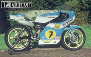 Sheene's Suzuki XR14