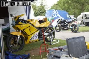 TZR250 Yamaha Past Masters