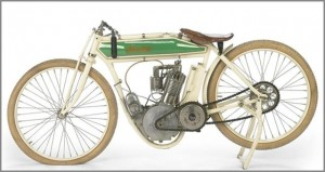 Ex-Steve McQueen Motorcycle To Be Sold