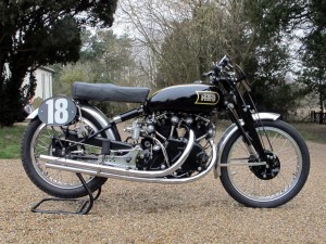 1948 Vincent Black Lightning