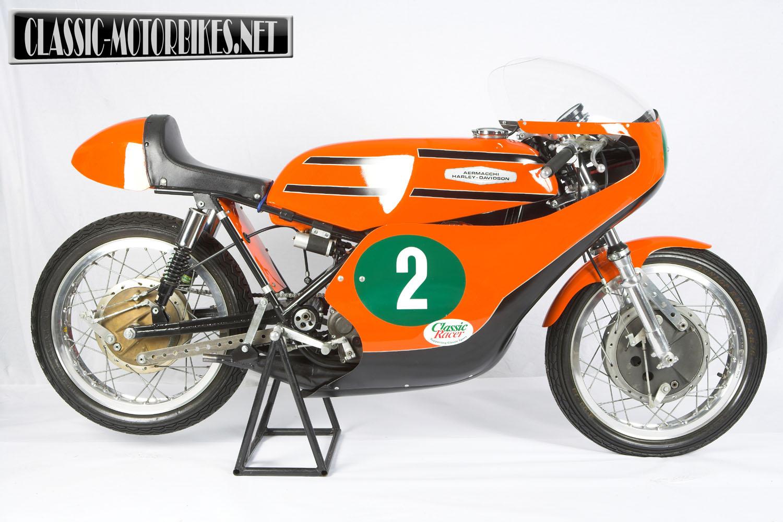 Harley Davidson: Harley Davidson RR250 Race Bike