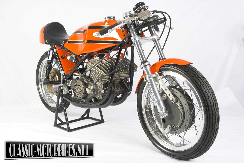 Harley Davidson RR250 Race Bike - Classic Motorbikes
