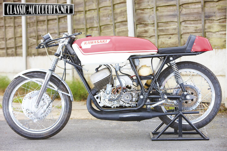 Kawasaki A1 R Race Bike Classic Motorbikes