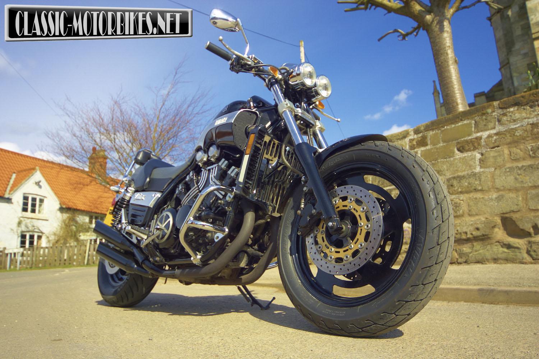 Yamaha V Max Living Life To The Max Classic Motorbikes
