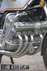 Honda CBX1000 engine