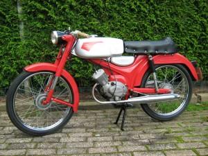 Moto Guzzi Dingo Sport