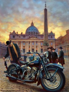 Harley-Davidson Invites Riders and Fans To Celebrate 110th Anniversary In Rome