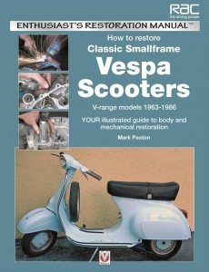 How to Restore Classic Smallframe Vespa Scooter