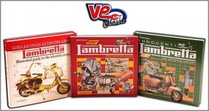 Three New Lambretta Books From VE