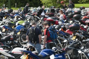 BEAULIEUS MOTORCYCLE RIDE-IN DAY