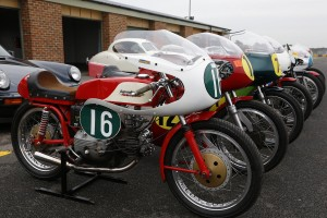 Two-wheeled classics for North Yorkshire's Croft Nostalgia