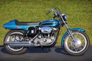 1971 Harley Davidson XLH b