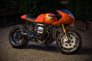 BMW's Concept Ninety cafe racer will be at the Ace Cafe