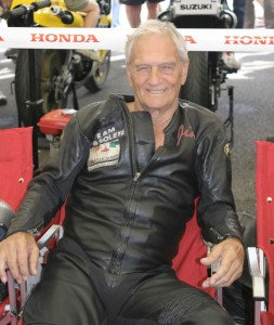 Jim Redman - 6 times World Champion for Honda