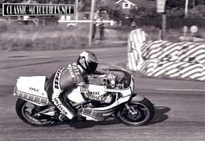 Kenny Roberts Yamaha OW54