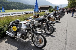 Over 200 riders will make their way from Germany to Ace Cafe