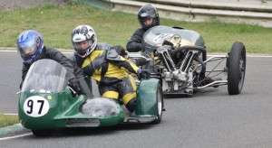British Historic Racing