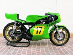 1974 Kawasaki 500cc H1-RW Grand Prix Racing Motorcycle