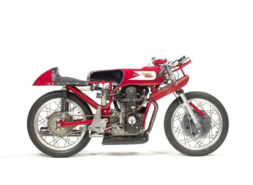 Moto Morini 250cc Bialbero Grand Prix Racing Motorcycle | Classic Motorbikes