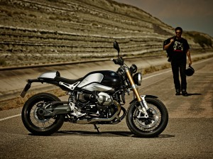 BMW R nineT classic roadster