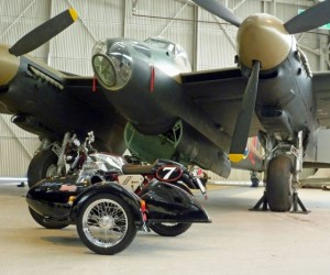 Meteor Sidecar back in production after 60 years