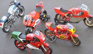 Prestigious Ducati Collection From Silverman Museum Racing
