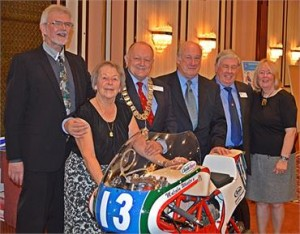Honour For Former TT Racer