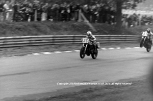 Dave Aldana (36) & Wes Cooley