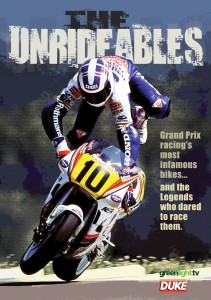 The Unrideables DVD Review