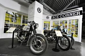 Ace Cafe Scene