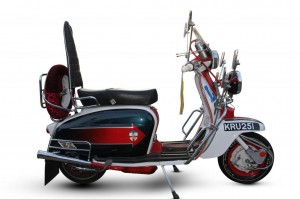 'Jimmys' Quadrophenia Scooter
