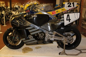 Joey Dunlop's Rotary Norton