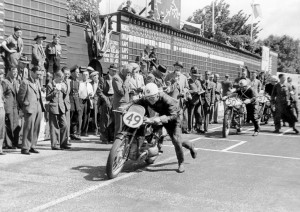 The Classic TT features machines from the TT's 107 year history