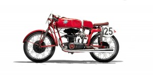 1954 MV Agusta 125cc Bialbero twin-cam racer