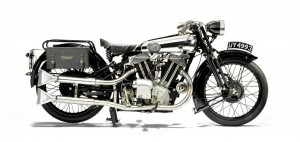 1929 Brough Superior 986cc SS100 Alpine Grand Sports