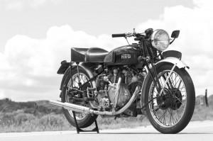 1946 Vincent 1X Rapide B Prototype