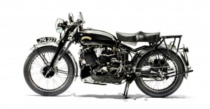 1950 Vincent 998cc Series C Black Shadow