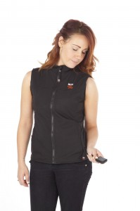 Ladies KEiS 12v heated body warmer