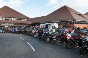 Museum Motorcycle Meeting