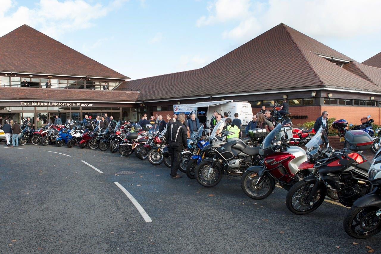 National Motorcycle Museum >> National Motorcycle Museum Club Event S Diary 2015 Classic Motorbikes