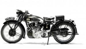 1939 Vincent HRD Series-A Rapide