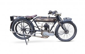 1916 Norton 490cc Model 8 'Brooklands Road Special'