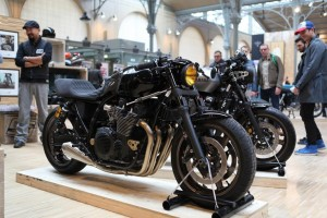 Yamaha Yard Built at Bike Shed Paris