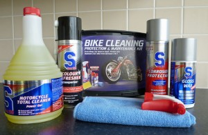 SDoc100 Classic Bike Cleaning Kit